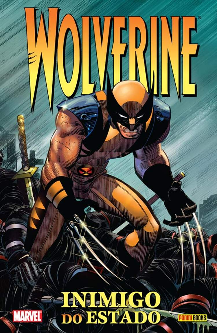 Wolverine: Inimigo do Estado