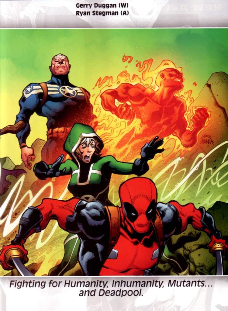 """[QUADRINHOS] Marvel Comics (EUA) - """"Reboot""""! - Página 24 889265959238488badd8b6c1ff7ecba9"""