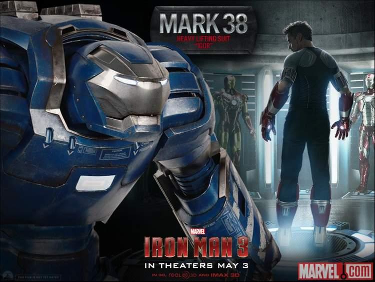 Mark XXXVIII