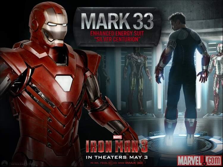 Mark XXXIII