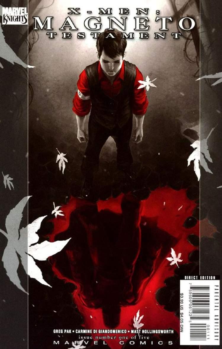 X-Men Origens: Magneto