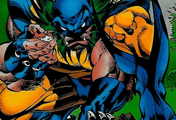 Wolverine Feral