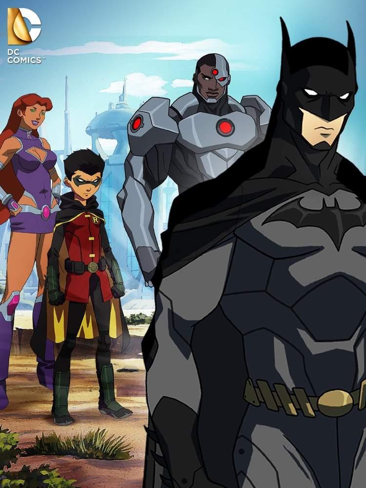 Liberado primeiro vídeo do longa-animado de Liga da Justiça vs Jovens Titãs C4053d88b822d460f87acbd475b85894