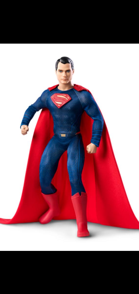 Barbies de Batman vs Superman são lançadas F300411d4b6e8305838b4bbc261213ff