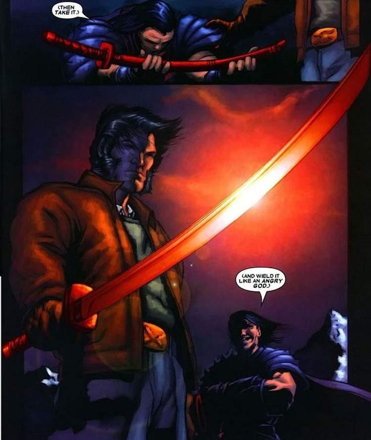 A espada Muramasa (Marvel Comics)