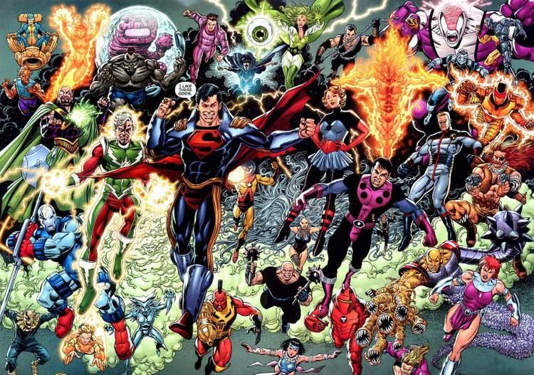 Legião dos Super-Vilões