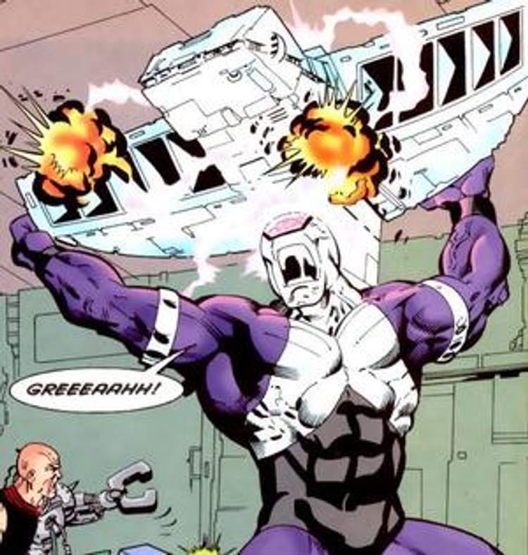 Inertron (DC Comics)