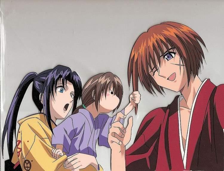 Resultado de imagem para filho do kenshin himura