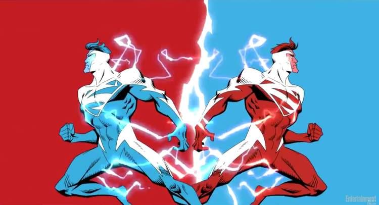 Superman elétrico