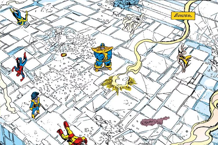 Loucos E Derrotados Ou Um Brinde à Bukowski: Os 10 Piores Feitos Da História Do Grande Vilão Thanos