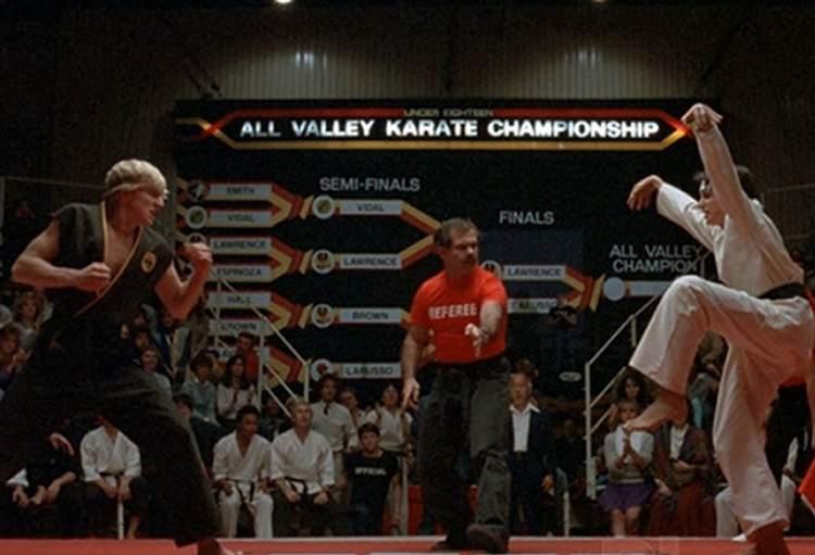 Karate Kid - A Hora da Verdade