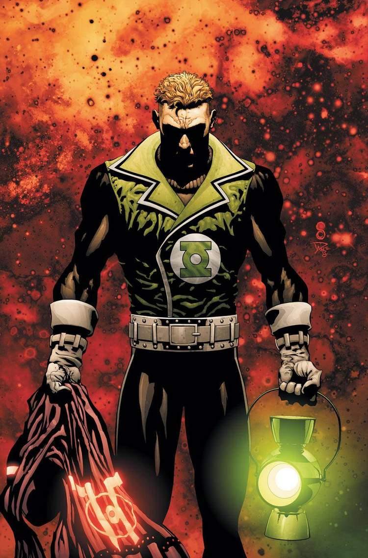 Lanterna Verde (Guy Gardner)