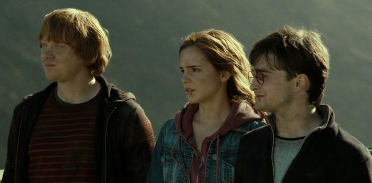 Harry quebra a Varinha das Varinhas
