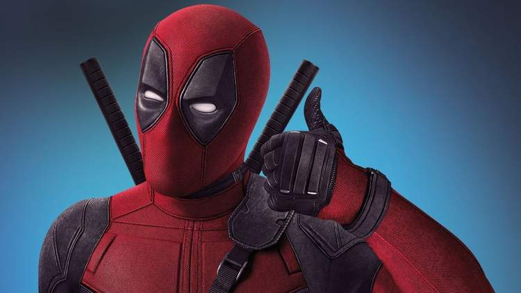 Ryan Reynolds - Deadpool