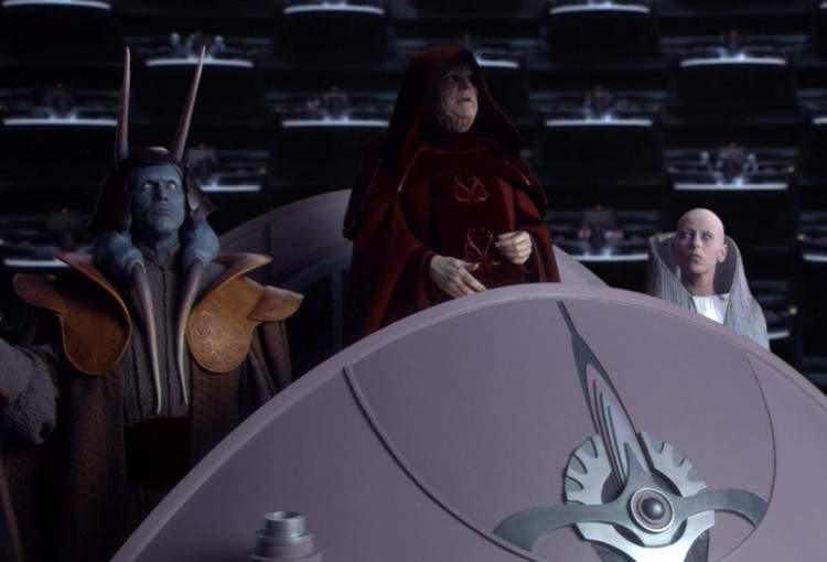 A ascensão do Império
