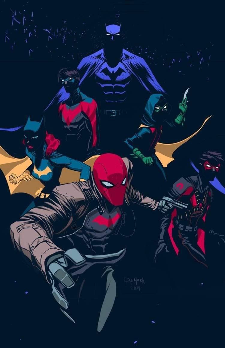 Batfamília