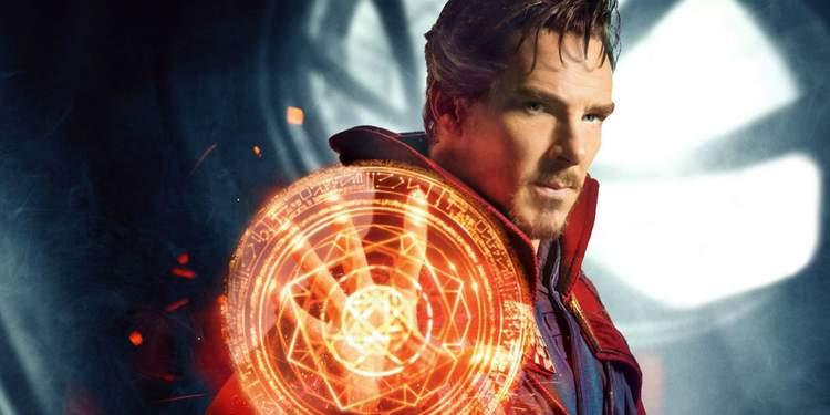 Benedict Cumberbatch - Doutor Estranho
