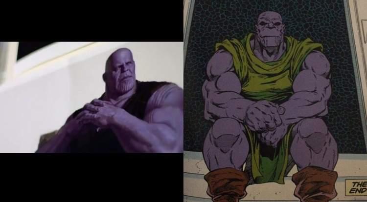 O Poderoso Thanos