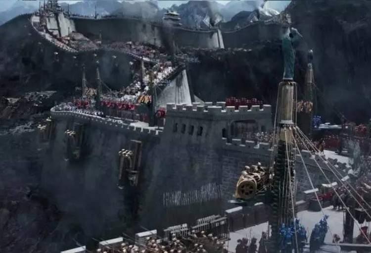Cr tica a grande muralha e o segredo m stico da grande for A grande muralha da china