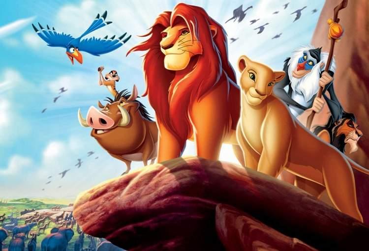 Menção honrosa: O Rei Leão