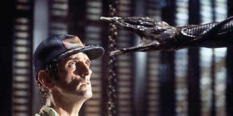 Primeira Aparição (Alien, 1979)