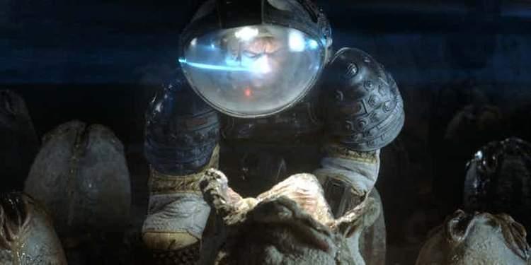 Primeiro contato (Alien, 1972)
