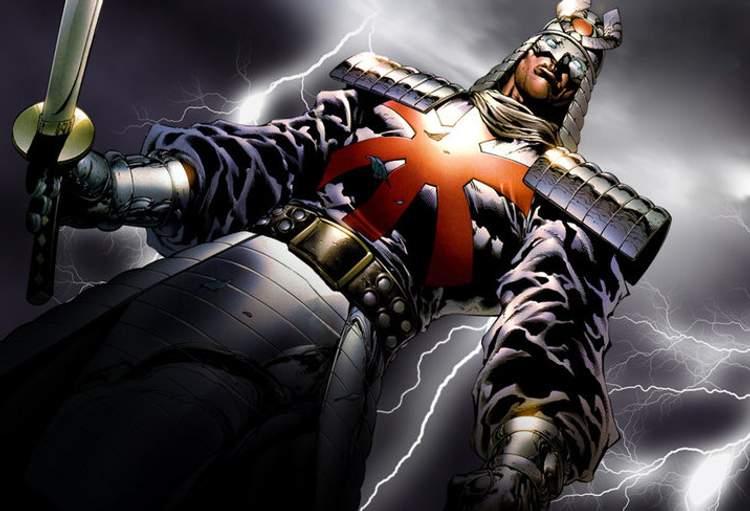 Samurai de Prata