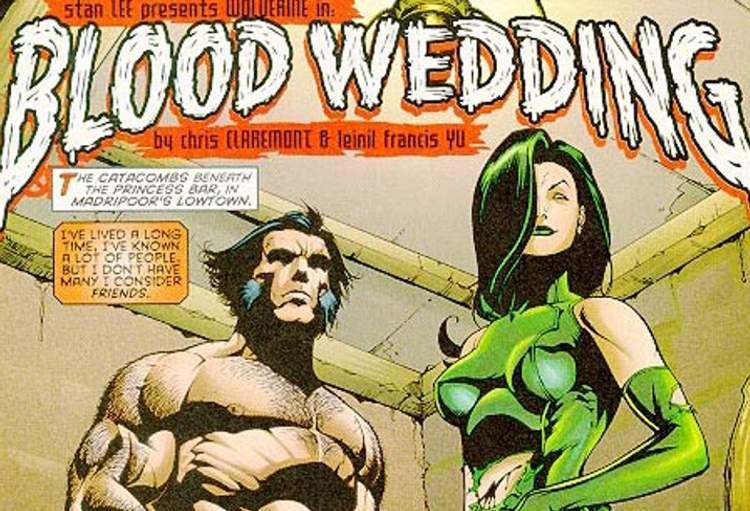 Casamento com Wolverine