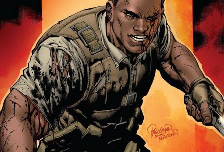 Nick Fury Jr. Também usa um tapa-olho