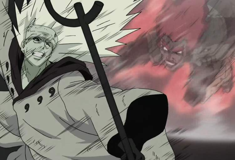 Guy vs Madara