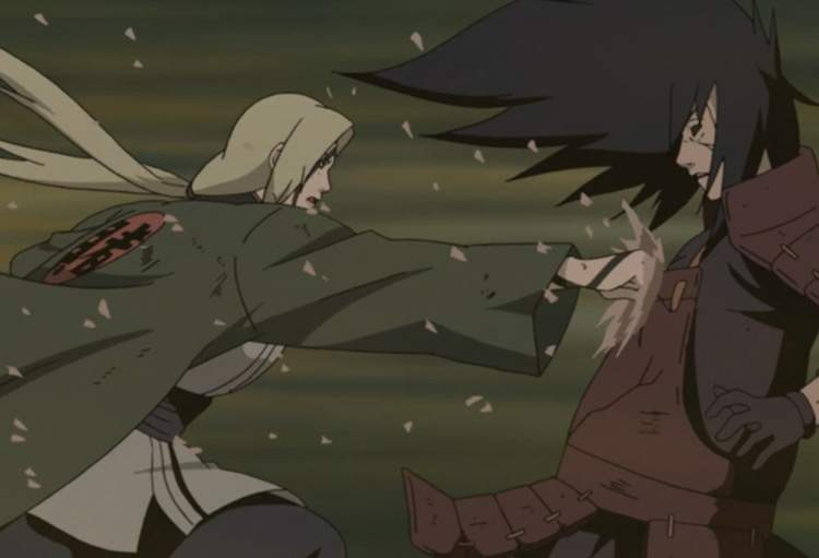 Kages vs Madara