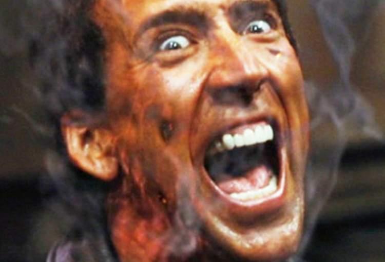 Nicolas Cage - Motoqueiro Fantasma