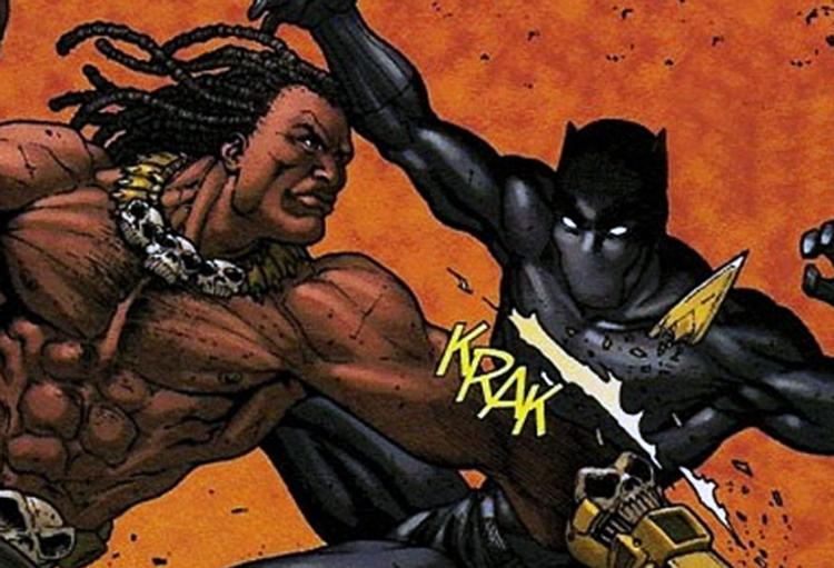 Já foi o Pantera Negra