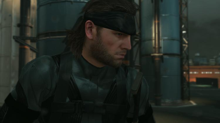 Solid Snake (Konami)
