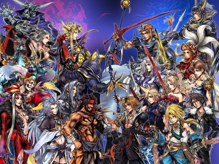 Final Fantasy (qualquer um)