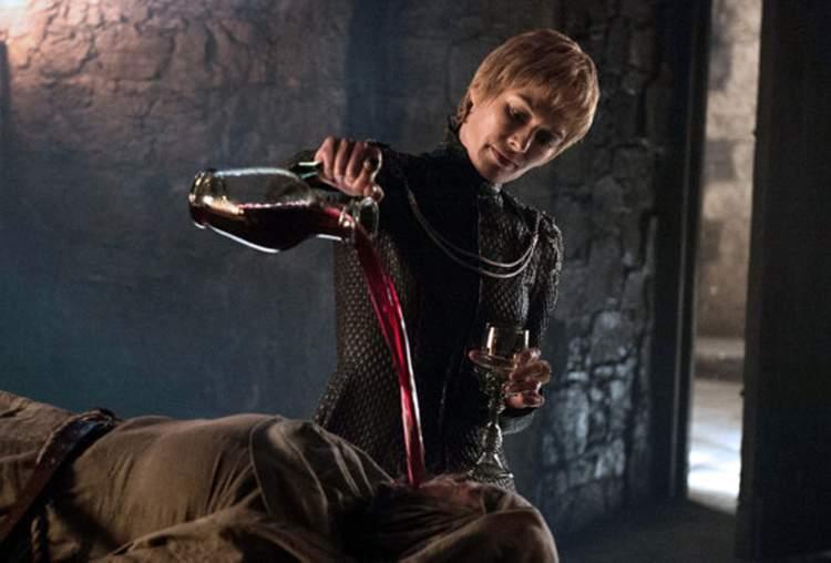 Rainha Cersei