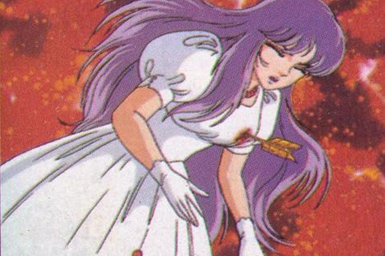 Saori não é uma deusa?