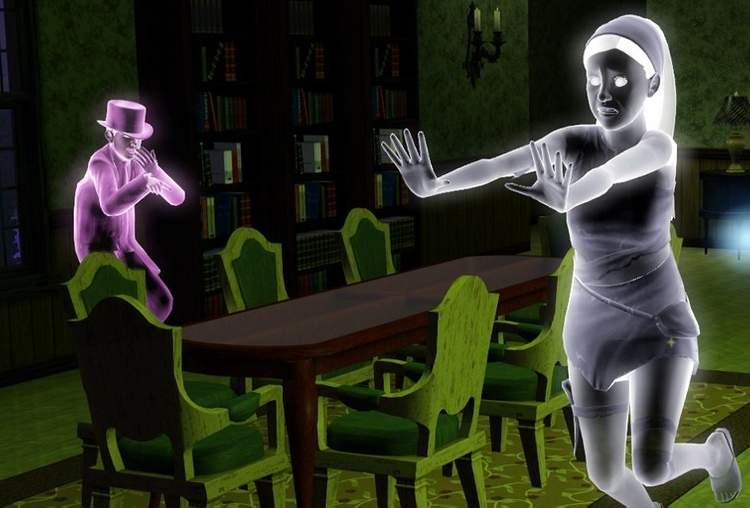 Os Fantasmas se...