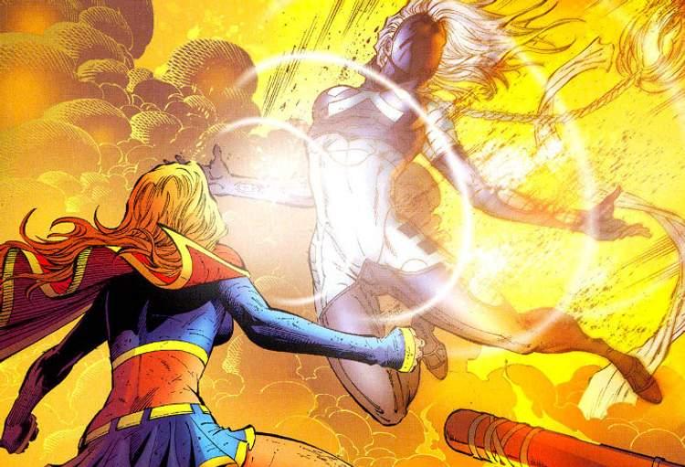 Supergirl e Superman (DC Comics)