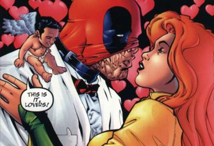 X-Force e Deadpool