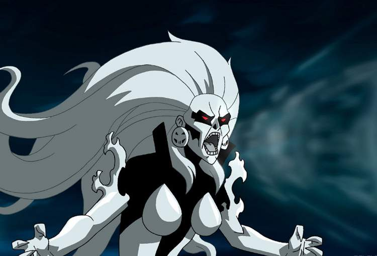 Banshee Prateada (DC Comics)