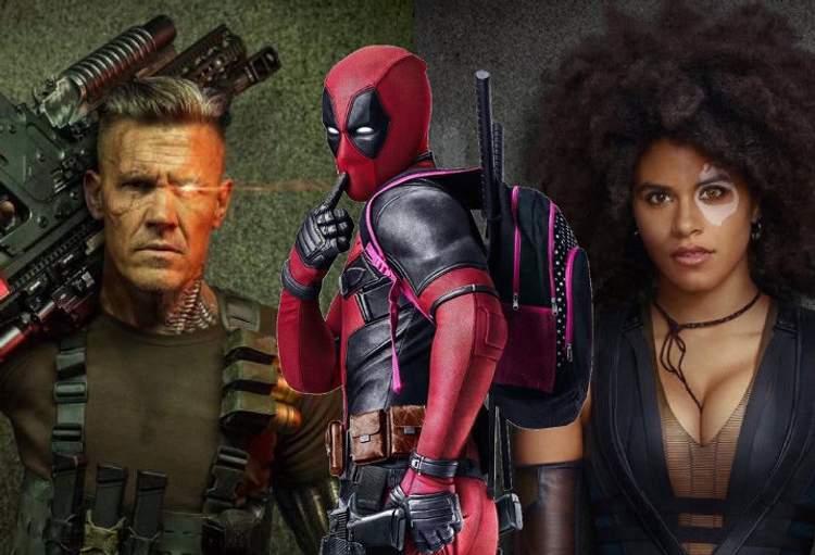 Cable, Deadpool e Dominó