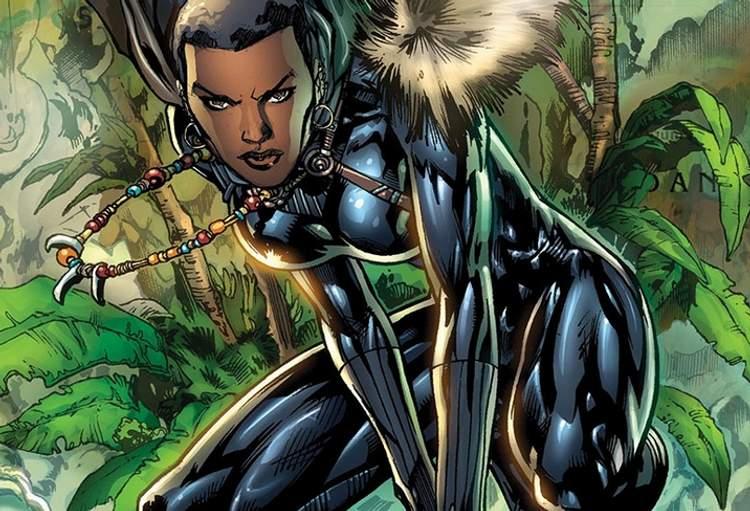 Shuri, a Pantera Negra