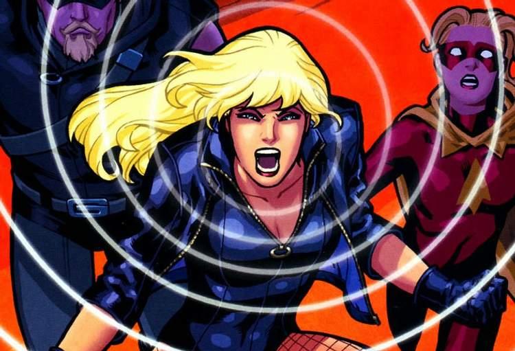 Canário Negro (DC Comics)