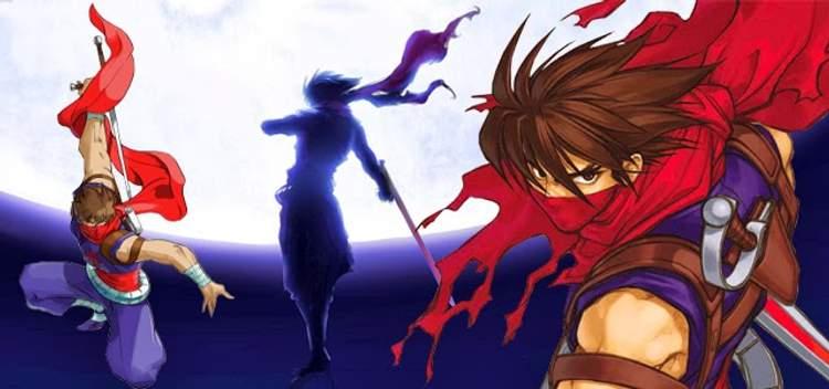 Strider Hiryu (Strider)