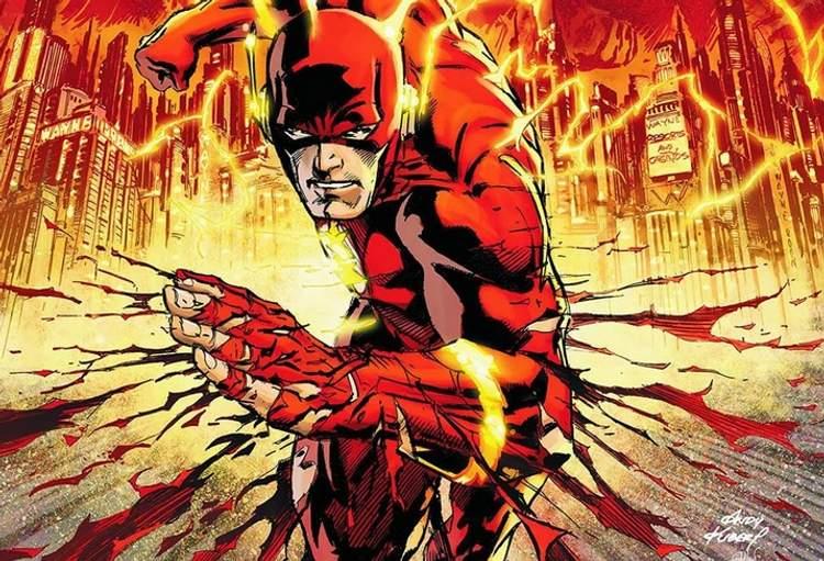 Flash Barry Allen e o Ponto de Ignição