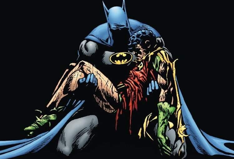 Batman e seus Robins