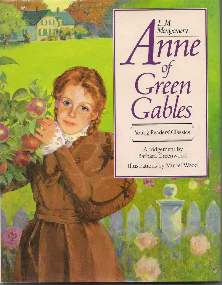 Hopper lê Anne of Green Gables pra 11