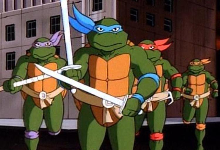 As Tartarugas Ninja - 30 anos