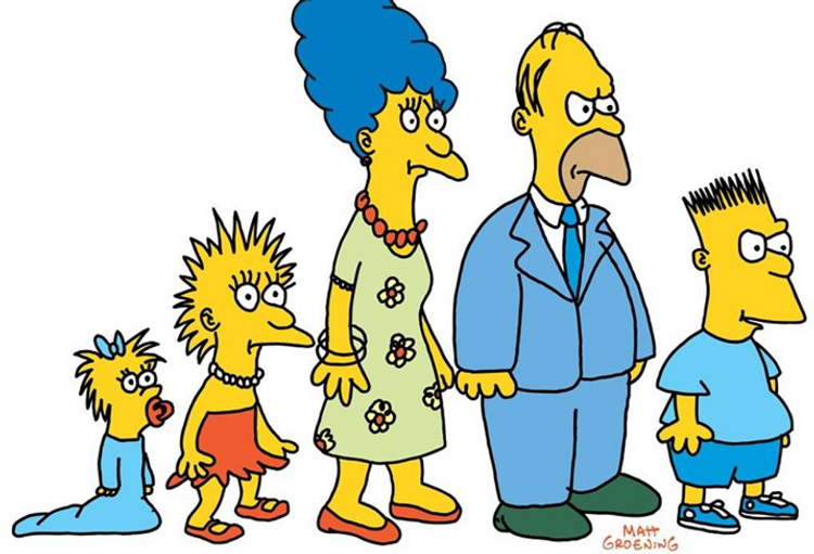 Os Simpsons - 28 anos